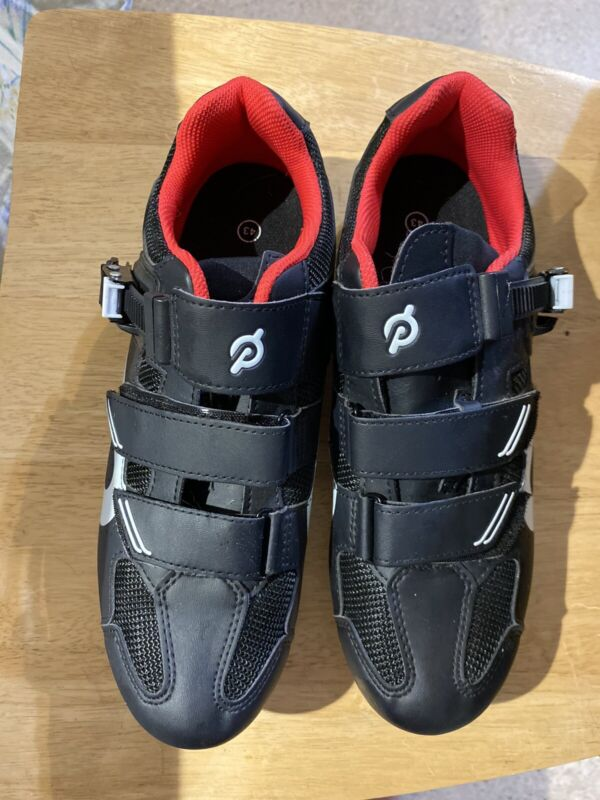 Peloton Cycling Shoes Without Cleats Worn Once - Size 43 / Men's 10 / Women's 12