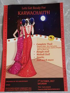 Karvachauth event