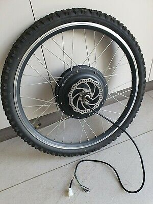 "** 1000w Electric E Bike Conversion Kit 26"" Back Wheel Hub & Tyre Only **"