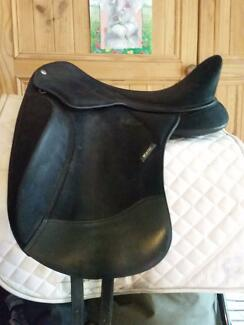 "Wintec Pro Dressage with Contourbloc CAIR 18"" - swap for smaller Echuca Campaspe Area Preview"