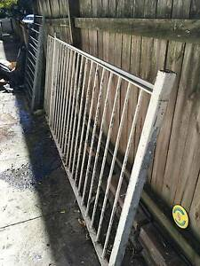 Old metal Pool fence and balcony Mosman Mosman Area Preview