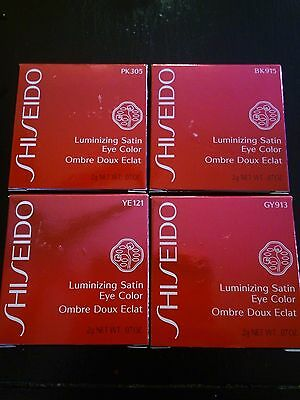 (Shiseido Luminizing Satin Eye Color)