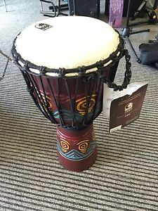 """TOCA 12"""" Djembe - NEW Capalaba West Brisbane South East Preview"""