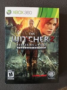 The Witcher 2 for Xbox 360