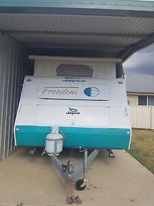 17ft Jayco Freedom Poptop Caravan Warwick Southern Downs Preview