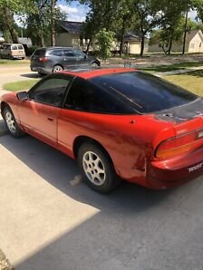 1991 Nissan 240sx project
