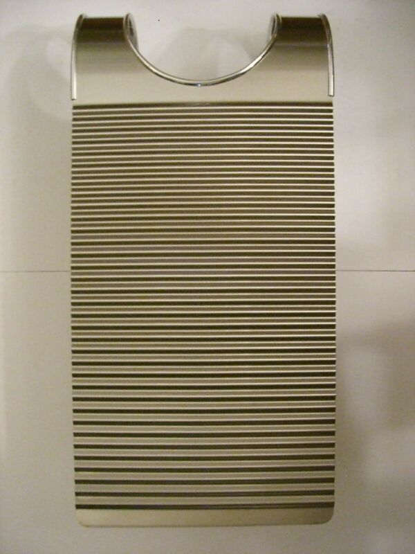 Washboard Zydeco Rubboard 24 Gauge Musical Instrument With Free Scratchers