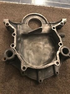 5.0L Mustang timing cover