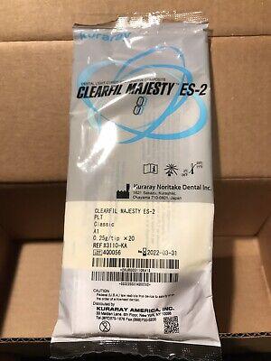 Kuraray Clearfil Majesty Es-2 A1 Classic Plt 3110-ka Exp2022-03