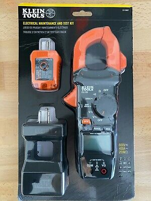 Klein Tools Cl120kit Electrical Maintenance And Test Kit