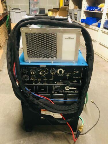 Miller Syncrowave 250 TIG Welder 240V