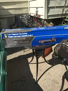 3-in-One Manual Tile Cutter Brand New