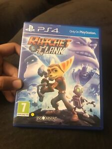 Ratchet and Clank For PS4