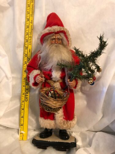 vintage LOOK Christmas Santa CLAUS