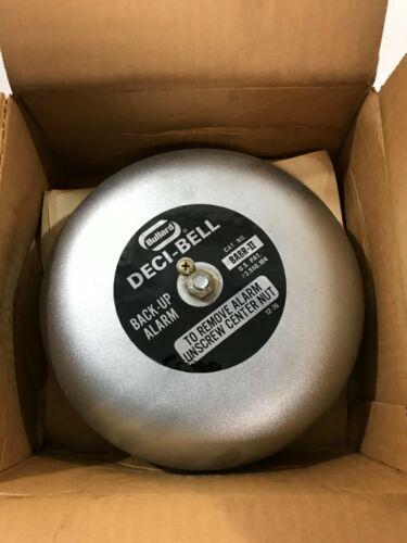 Bullard Deci-Bell BA8R-II Back up Alarm New (i51)