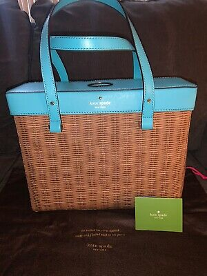 NEW KATE SPADE PACK A PICNIC WINE TOTE