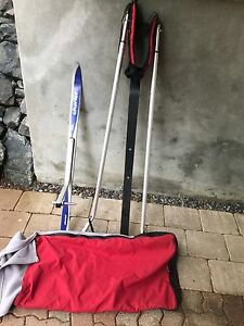 Chariot ski/winter accessories