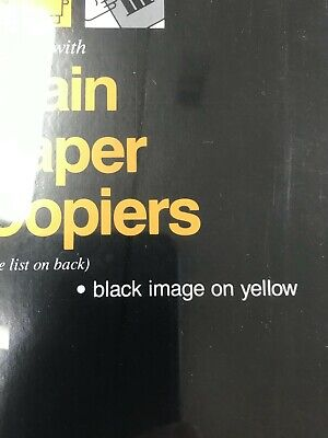 3 Boxes Of Plain Paper Copiers Pp-2502 Pp-2503 Pp-2504 - Brand New