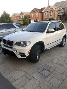 2012 BMW X5 AWD drive