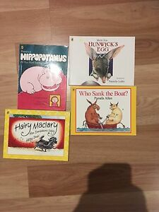 CHILDRENS BOOKS x 4 South Morang Whittlesea Area Preview