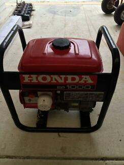 HONDA GENERATOR 1000 KVA IN EX RUNNING ORDER !!!!!!!!!!!!!!!!!!!! Halls Head Mandurah Area Preview