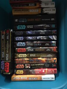 Star Wars hard cover