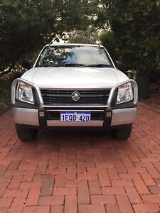 2007 4x4 Holden Rodeo RA Forrestfield Kalamunda Area Preview