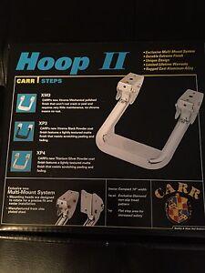 Dodge Ram Hoop Side Steps