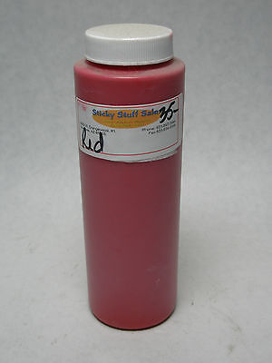 (Pigment for polyester resin-gelcoat or epoxy resin*professional grade*Red*8oz)