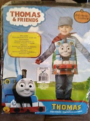 Thomas & Friends Toddler Halloween Costume   Thomas The Train Size small 3-6 yrs (Toddler Thomas The Train Costume)