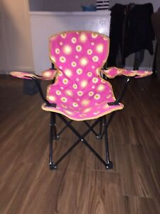 CHILDRENS CAMP CHAIR