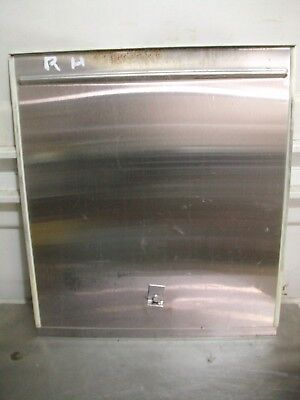 Hobart Am14 Commercial Dishwasher Right Side Hood Panel