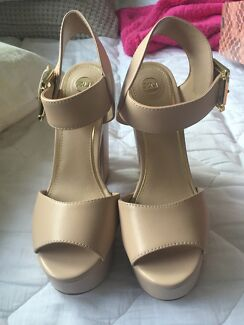ZU NUDE SHOES SIZE 9 BRAND NEW WITH BOX Mount Gravatt East Brisbane South East Preview