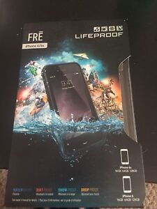 iPhone 6/6s Lifeproof Frē phone case