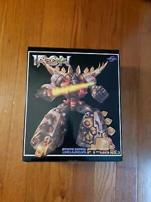 Transformers Fans Toys FT-06 Sever MP Snarl US Seller