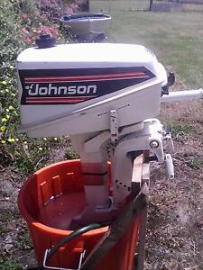 GOOD LITTLE JHONSON OUTBOARD Acacia Hills Kentish Area Preview
