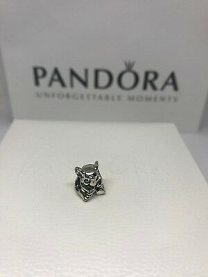 Authentic Pandora Sterling Silver Lucky Elephant Charm Bead 791902