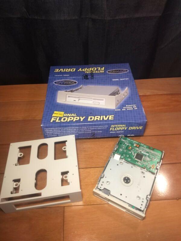Dynex Internal Floppy Drive Windows ME 2000 XP Model DX-IF101