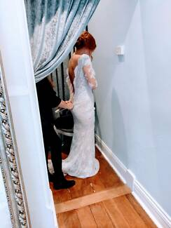 Pallas Couture Designed & Created Wedding Gown