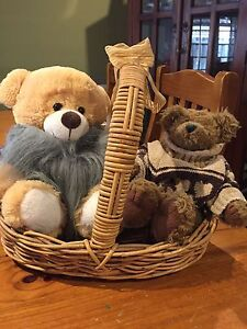 Free teddies and basket Currambine Joondalup Area Preview