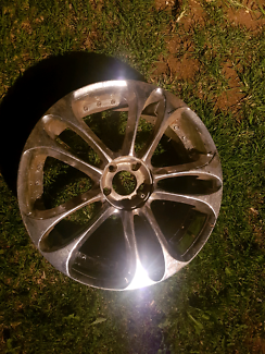 For sale 20 inch  Chrome mags  set of 4