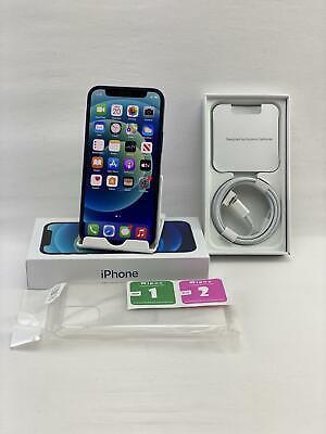 Apple iPhone 12 mini A2176 128GB Blue! Factory Unlocked! Free Shipping!