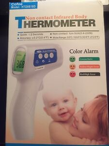 Digital Body Thermometer