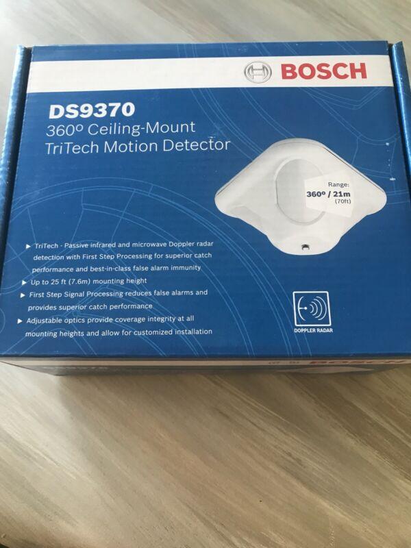 Bosch - DS9370 - 360 Ceiling Mount TriTech Motion Detector