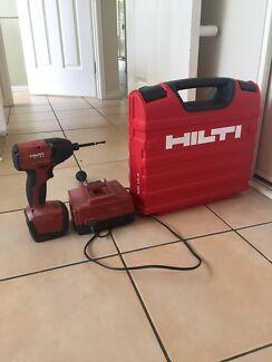 Hilti impact screwdriver 14v Upper Coomera Gold Coast North Preview