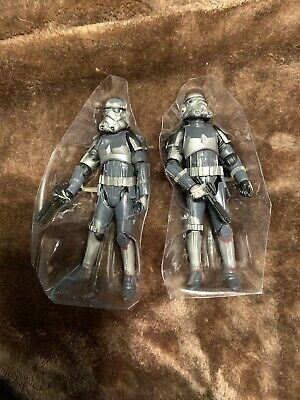 STAR WARS FORCE UNLEASHED Shadow stormtroopers Stormtrooper Lot Set 30th - Star Wars Stormtrooper