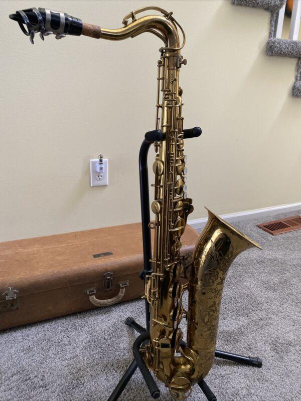 Vintage F. A. Reynolds Tenor Sax 1954