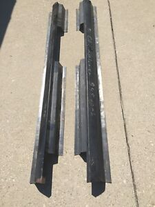 2 ROCKER PANELS- Ford Sport Trac 2002-2005