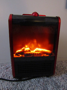 """Fireplace"" space heater"