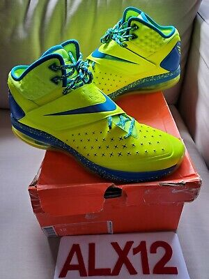 Nike CJ81 Trainer Max Volt Men's Size 12 Worn Gently Calvin Johnson VNDS